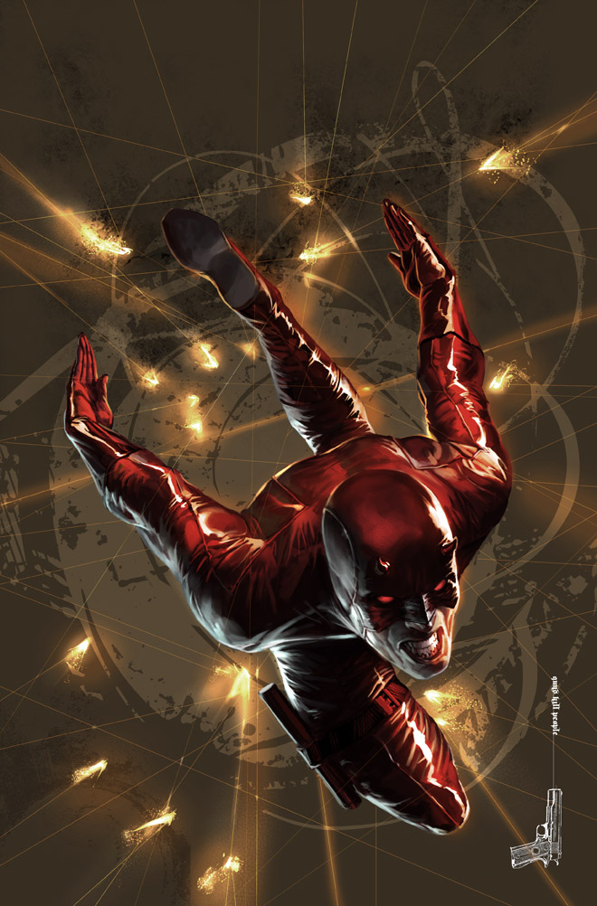 Dare Devil superhero image